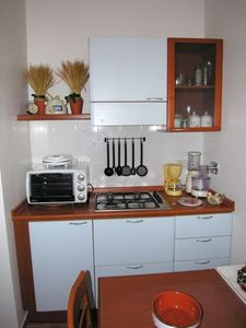 Ostia (Lido di Ostia) apartment rental - Kitchen