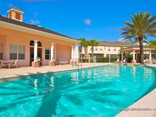 Coral Cay townhome photo - club house