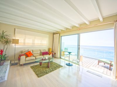 A beautiful space to enjoy the 'Sea' breezes and sounds of the Sea!