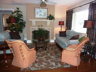 Boca Raton house photo - Living room