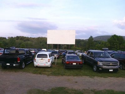 Valley Brook Drive-In shows popular double features, only a 10 minute drive away