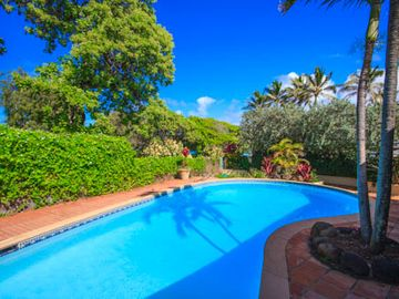 Kailua house rental - Salt water pool