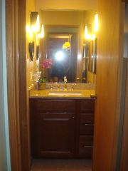 Killington condo photo - Separated shower and wash room. Ideal for staging multiple users with privacy.