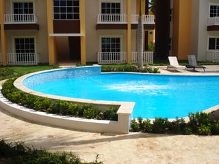 Bavaro condo photo - Pool area