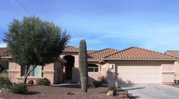 Sahuarita house rental - Front View
