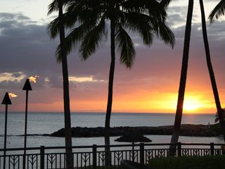 Ko Olina villa photo - Another amazing sunset in Ko'Olina :-)