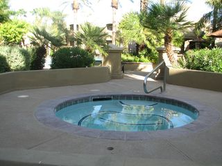 Scottsdale North condo photo - Spa adjacent to the pool.