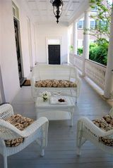 Charleston condo photo - Private porch for your enjoyment