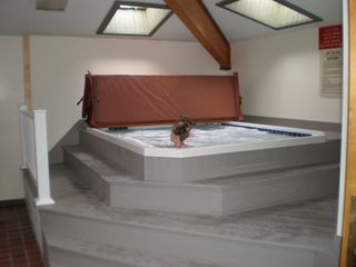 Mount Snow condo photo - Hot Tub At Club-House