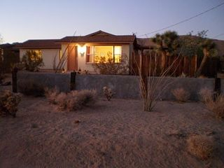 Joshua Tree house photo - The Sunset Terrace Home