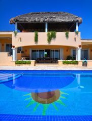 Isla Mujeres house photo - Swim, Float, Play and Relax. Let Casa Amarilla and Isla Mujeres take you away!