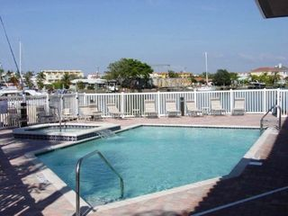 Clearwater Beach condo photo - Pool-Hot-Tub Heated /Great Views of Intra Coastal Waterway ,Lucky Watch Dolphs.