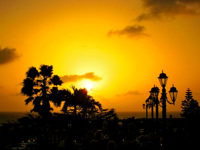 Aruba townhome rental - Another aruban sunset