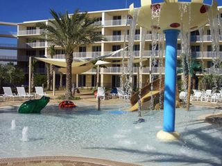 Fort Walton Beach condo photo - Shallow area