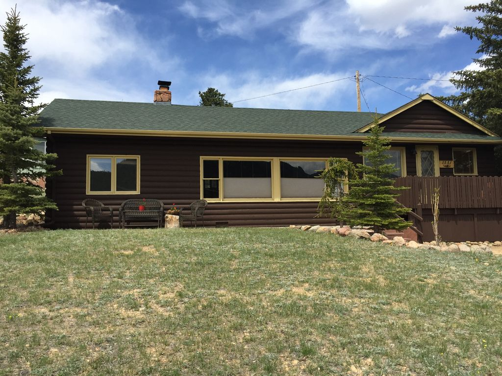 Spectacular Views Of The Rocky Mountains Vrbo
