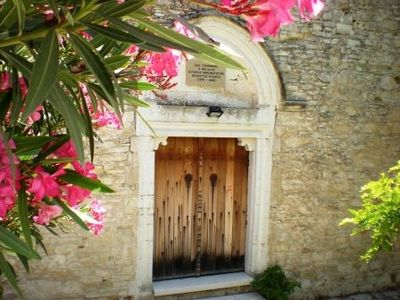Omodhos villa rental - Ancient Potamiou