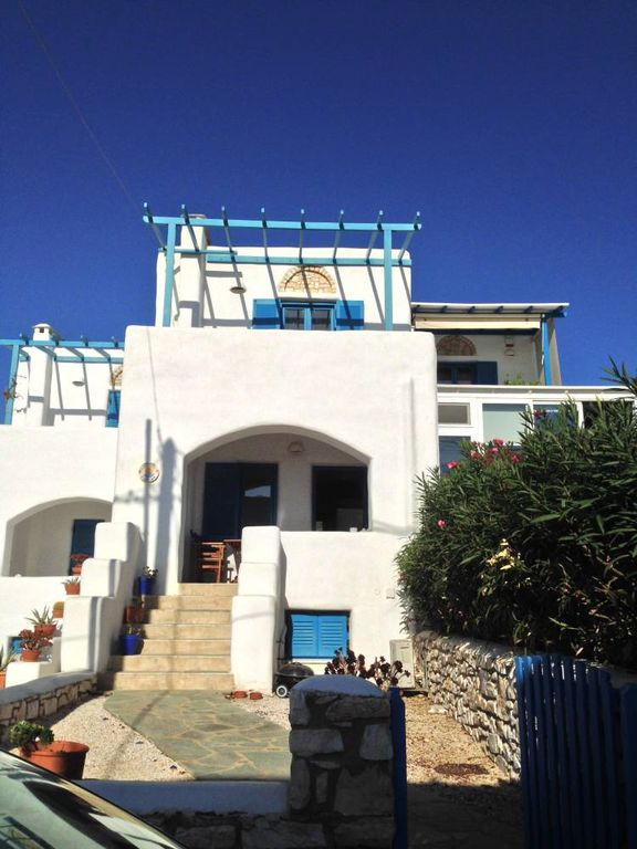 Aspro Chorio: Traditional Greek House