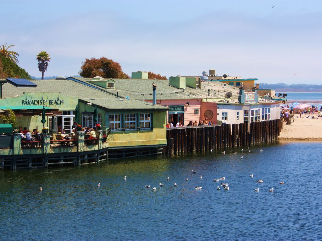 Making memories in capitola on monterey bay vrbo for Capitola fishing report