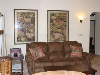 Pinetop condo photo - Reclining Sofa (2 ends)
