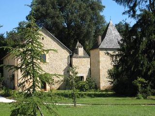 Sarlat la Caneda cottage rental - The cottages: Le Pommier, Le Rosier & Le Bois