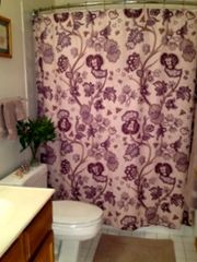 Stunning bathrooms... - Lake Geneva cottage vacation rental photo