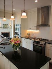 Newport house photo - Kitchen (Bosch and JennAir Appliances)