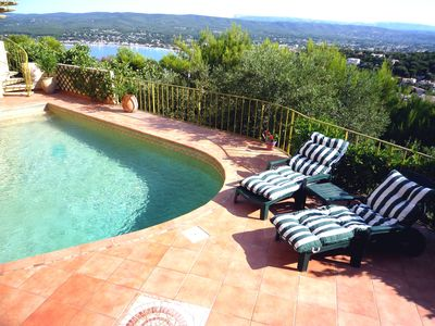 Peaceful apartment, with pool , Saint-cyr-sur-mer