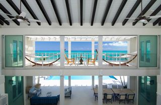 Providenciales - Provo villa photo - Infinity edge living