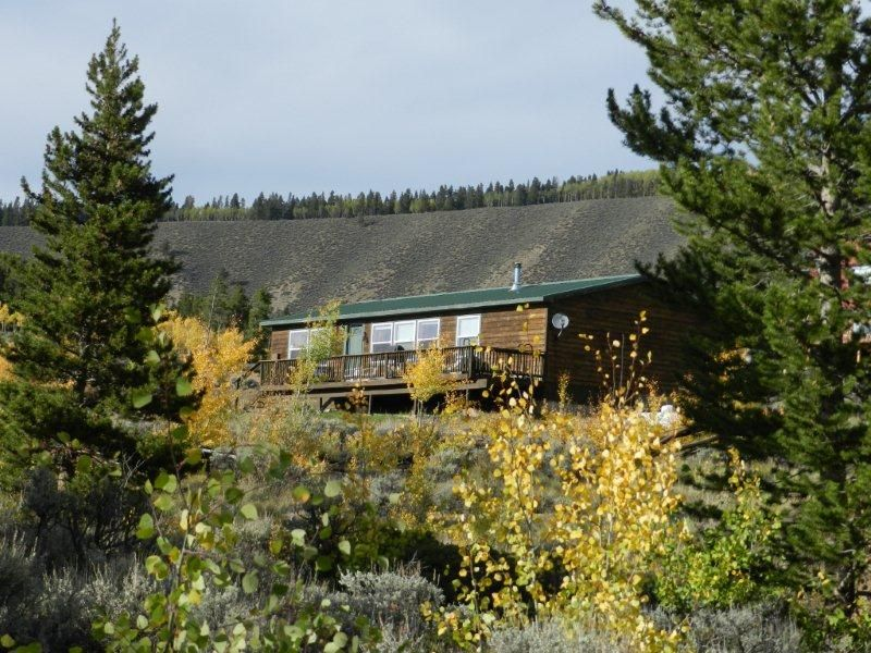 Leadville Mountain Cabin With Views Vrbo