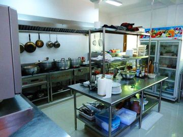 Main Catering Kitchen
