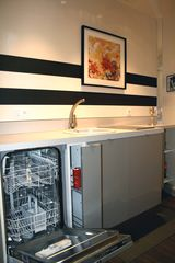4th Arrondissement Pompidou Le Marais apartment photo - Dishwasher