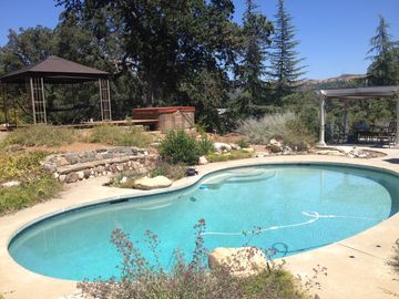 Murphys cottage rental - Pool and Spa