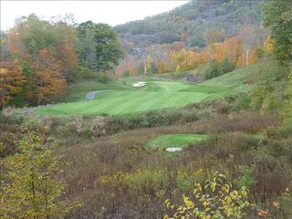 Snowshoe Mountain condo photo - Raven GC 18th Hole