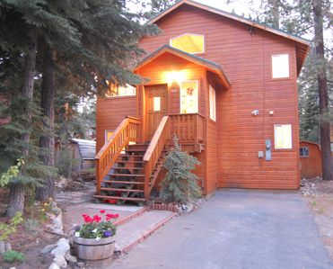Cedar Wrapped Modern Cabin on West Shore, Summer