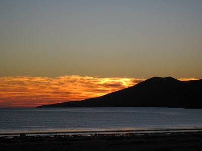 A sundowner at Inch Beach? -just 15 min