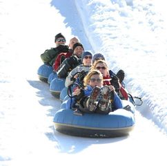 Basye chalet photo - Tubing course for all ages