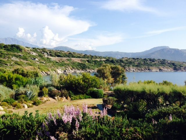 Magical: waterfront villa between Calvi and L'Île-Rousse in a prime location