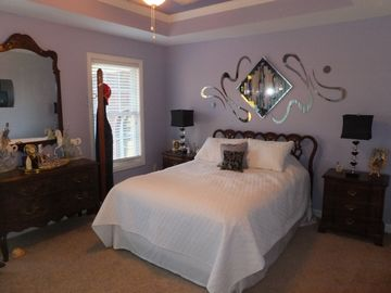 Mother-in-law bedroom