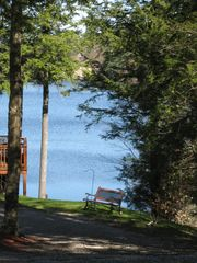 Gilmanton cottage photo - Take in the a view of the lake!