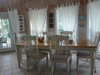 Elbow Cay and Hope Town house photo - Dining area