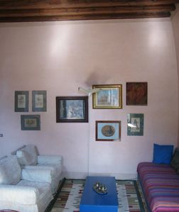 Apartment Manin In An Originale Ancient Palace With Middle Aged Courtyard