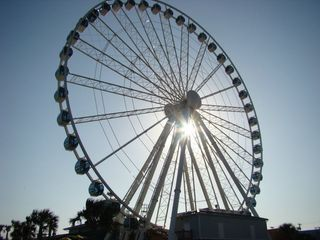 Caravelle Resort condo photo - Sky Wheel