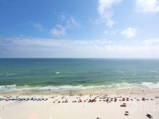 Gulf Shores condo photo - View to the south