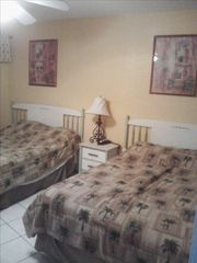 South Padre Island condo photo - spacious bedroom.