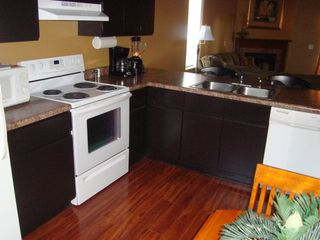 Orange Beach townhome photo - Fully Equipped Kitchen!