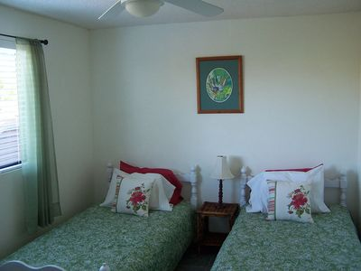 Third Bedroom Two Single Beds