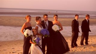 North Truro house photo - Bridal Party ll