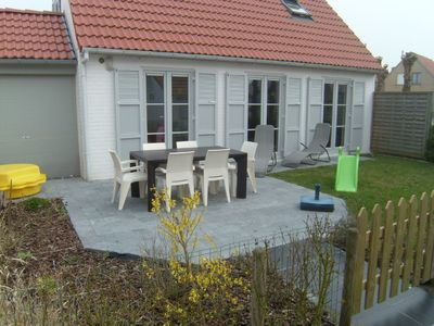 Quiet, Family friendly cottage on the North Sea Belgium.
