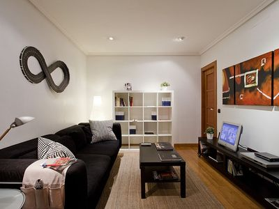 Madrid Center apartment rental - 1 bedroom apartment: double sofa-bed