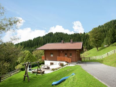 Fully detached chalet surrounded by nature with a breathtaking view